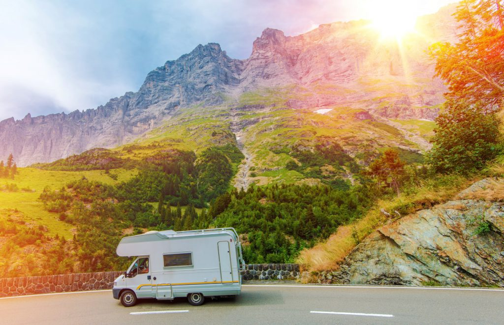 The Benefits of a Motorhome