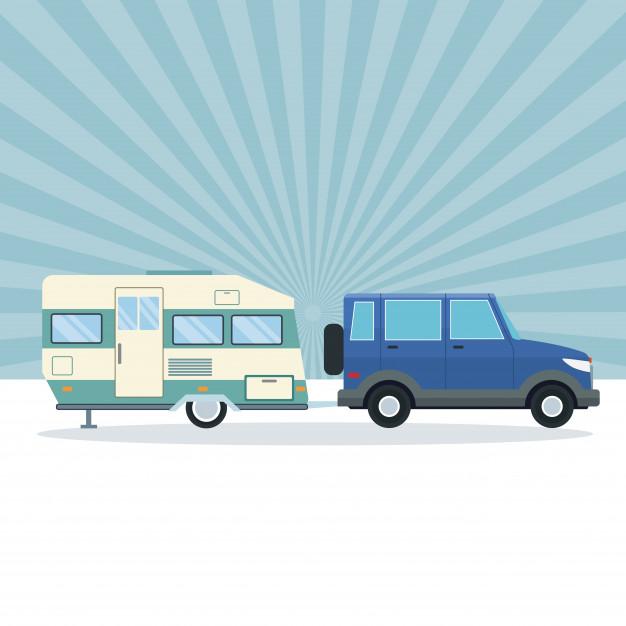 Loading Your Caravan Safely
